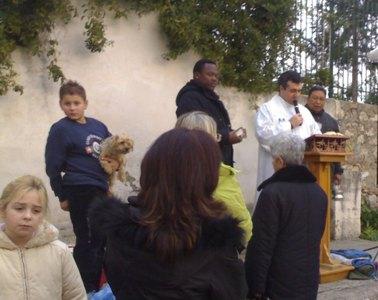 La festa del Compatrono Sant'Antonio Abate