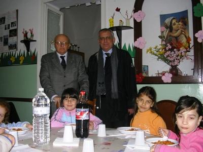 La Delegazione Siciliana dell'Ordine Costantiniano ha organizzato un pranzo con i bambini palermitani ospiti del centro Filippone, sito nel quartiere Capo.