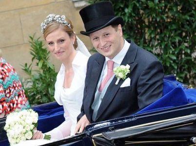 Celebrazioni per il Matrimoniodi S.A.I.R. George Friedrich di Prussia, erede del Casato Imperiale della Germania con la Principessa Sophie d'Isemburg