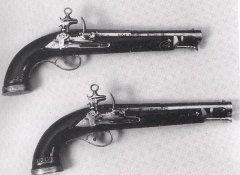 L'armamento individuale dell'esercito borbonico