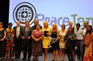 Premio Peace Jam Visione