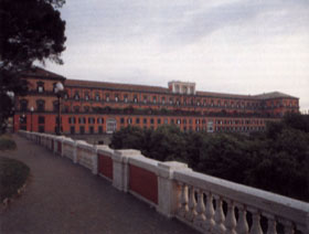 Fachada Plaza del Plebiscito