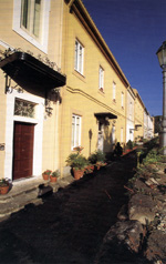 S. Leucio: houses