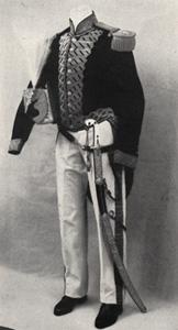 Uniforme de Sargento General 1830-'60