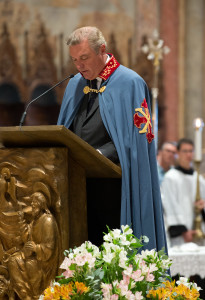 Pellegrinaggio Assisi Ordine Costantiniano