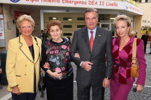 La Famiglia Reale Borbone delle Due Sicilie e la Presidente Mariella Enoc