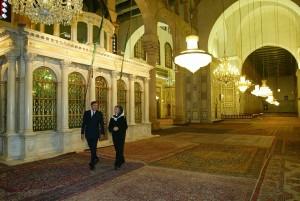 Nella_Moschea_degli_Omayyadi_a_Damasco