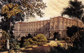 Royal Palace of Capodimonte