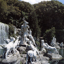 Fountain of Diana and Actaeon
