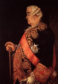 El Primer Ministro Bernardo Tanucci