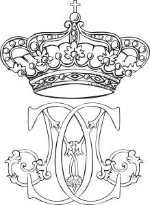 Principessa Maria Carolina-bn