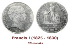 The monetary system of Francis I