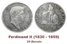 The monetary system of Ferdinand II
