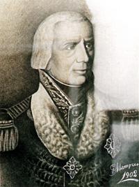 El teniente general Giuseppe Parisi