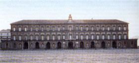 Southern façade